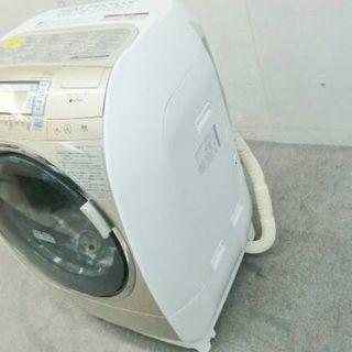 2012年式HITACHI 日立 ヒートリサイクル 風ドラム式洗...