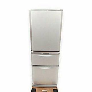 2016年式MITSUBISHI335リットルノンフロン冷凍冷蔵庫...