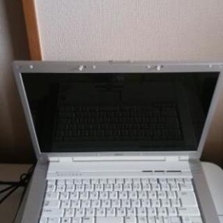 【NEC】ノートパソコン