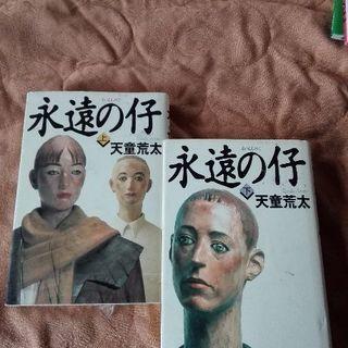 【ムベの本棚】天童荒太「永遠の仔」上下巻2冊組
