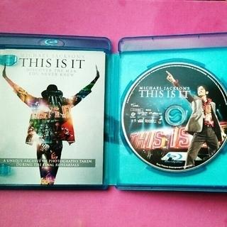 マイケル・ジャクソンTHIS IS IT [Blu-ray]