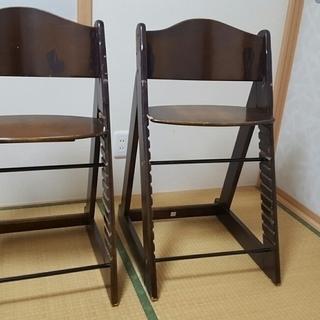 ★木製の子ども用椅子★
