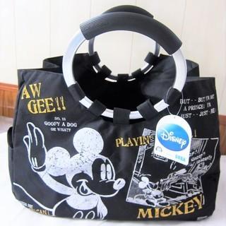 Disney ミッキーマウス プレミアムアルミハンドルビッグバッグ...