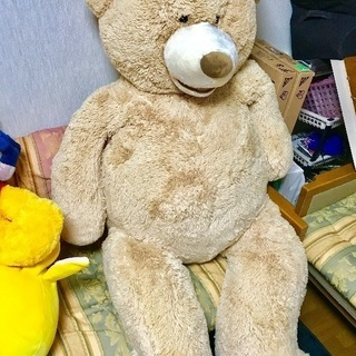 デカイ熊さん