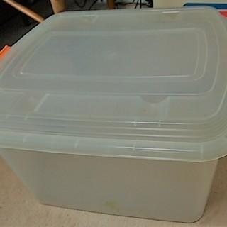 無料■ 『透明の頑丈なプラスチックボックス』全国対応 郵送可