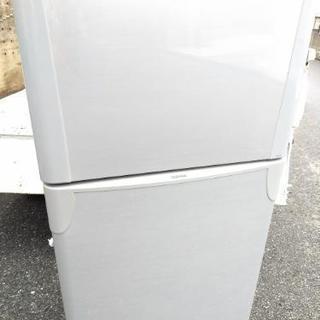 ◎近隣配送無料☆TOSHIBA 東芝 2ドア冷凍冷蔵庫 120L...