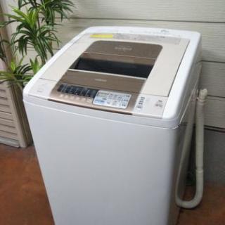 送料・取付コミコミ!8kg縦型洗濯乾燥機☆