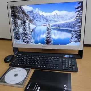 美品 Sony VAIO Jシリーズ VPCJ117FJ 21.5...