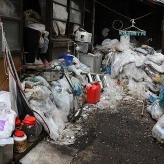 遺品整理や空き家清掃 ゴミ屋敷清掃 特殊清掃まで私にお任せ下さい!
