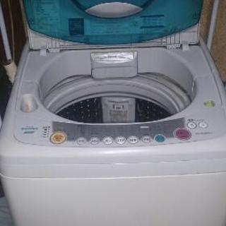 全自動洗濯機National
