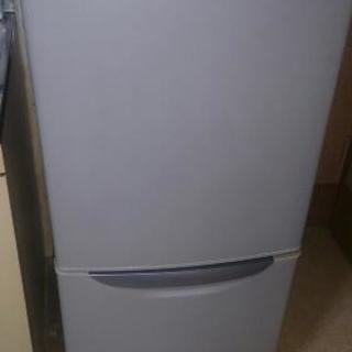 National2ドア冷蔵庫2006年二人用サイズ