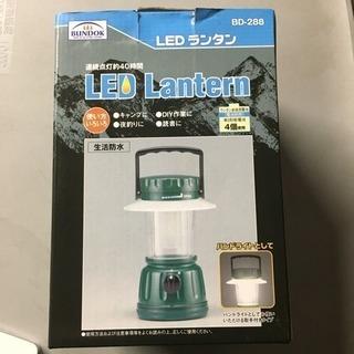 BUNDOK製 LEDランタン