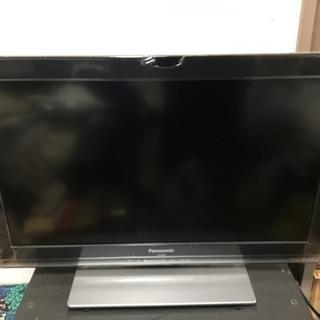 【ほぼ新品】Panasonic 26型テレビ