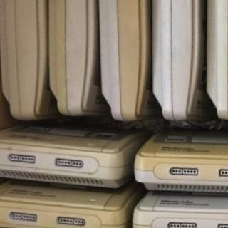 スーパーファミコン 本体のみ 10台セット
