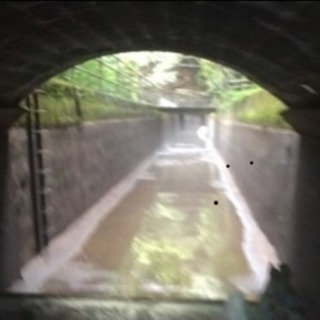 トンネルの補修工事