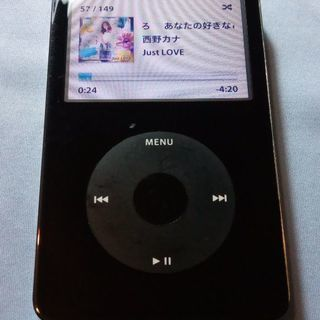 ※売却済み Apple iPod(第5世代) 60GB Mode...
