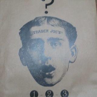 新品!Trader Joe'sのミステリーバッグ