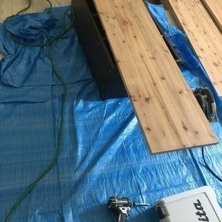 DIYがしたい!!家具を作りたいのですが、道具が足りません!電動ド...