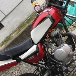 エイプ50cc「cbx仕様」