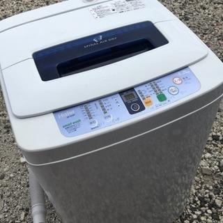 haier 洗濯機