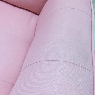 ピンク ソファ 2人がけ リクライニング − 埼玉県