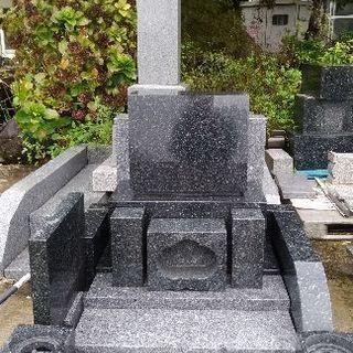 土地付き墓石完成価格