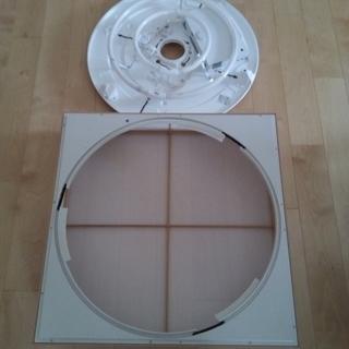 シーリングライト 和風 (円形蛍光灯2本 8畳)