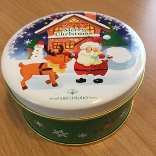 【中古】空き缶/クリスマスバージョン