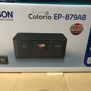 新品未開封EPSON エプソン プリンター EP-879AB