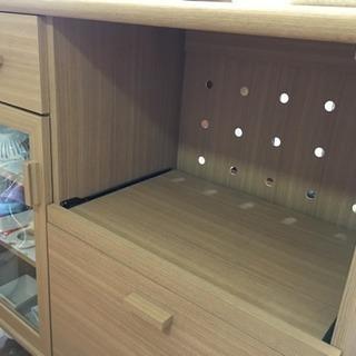 東京インテリア 食器 収納棚