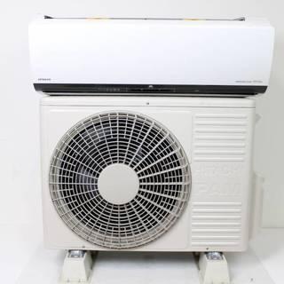 ①日立 ルームエアコン 白くまくん RAS-JT28DE2 10畳...