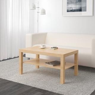 近場配送します!IKEAのテーブル ベージュ