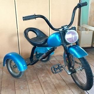 【無料で差し上げます】三輪車