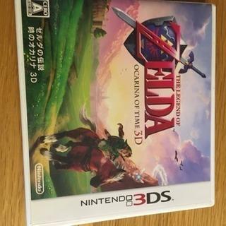 ニンテンドー3DSゲームソフトゼルダの伝説