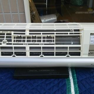 パナソニック14畳用エアコン送料・標準取付工事・1年間工事保証書発行
