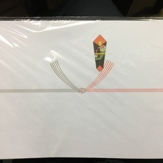 祝5本結切 A4厚口 熨斗紙200枚入6箱セット!