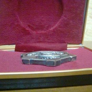 北海道 札幌 指定都市制施行記念メダル 1972・4・1 − 北海道