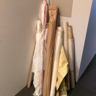 紙、布、大量セット まとめて