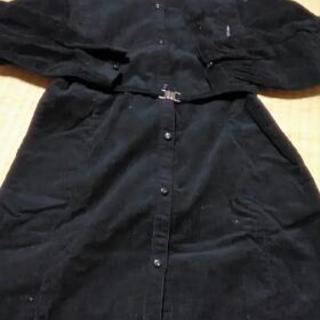 コムサ黒ワンピース130
