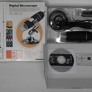 デジタルマイクロスコープ(500倍)
