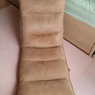 座椅子 キャメル(ソフト布) 1個or2個