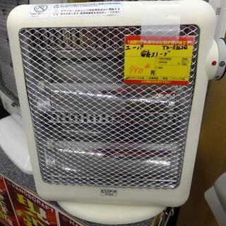 【引取限定 戸畑本店】 ユーパ 電気ストーブ TK-5362Q