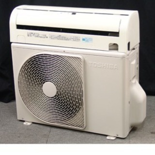 取付込 2011年 2.8kw 東芝エアコン