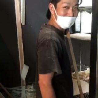 建設、解体現場でのお手伝い