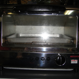 (UE007)オーブントースター 三菱 BO-ST2