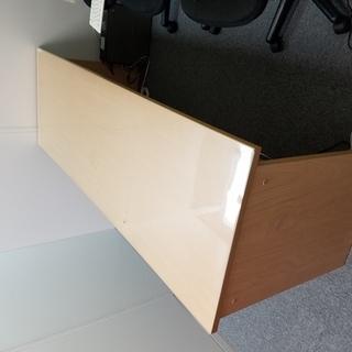 中古木製テーブル 1400×600×700