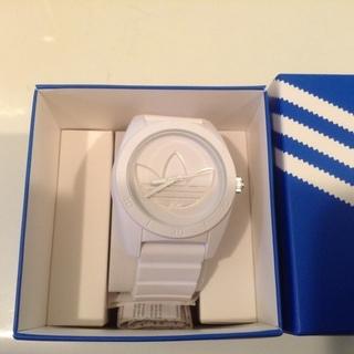 アディダス 化粧箱入 新品腕時計