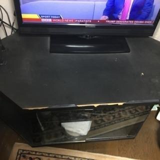 テレビ台差し上げます。