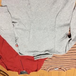 140男児長袖Tシャツ3点セット