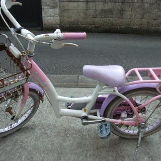 自転車(女児用)